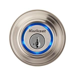 Kwikset 925 Kevo Single Cylinder Bluetooth Enabled Deadbolt