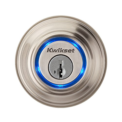 Kwikset 925 Kevo Single Cylinder Bluetooth Enabled Deadbolt