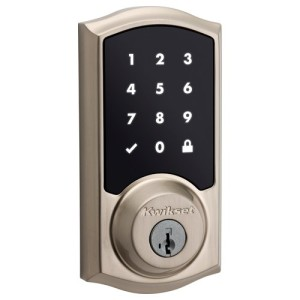 Kwikset 99160-002 Touchscreen Deadbolt