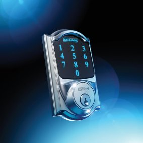 Schlage Connect keyless deadbolt