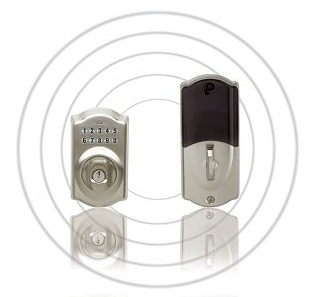 Schlage LiNK Wireless Keypad Add-on Deadbolt