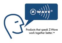 z-wave gateway keypad