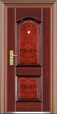 china steel palace home decor exterior door