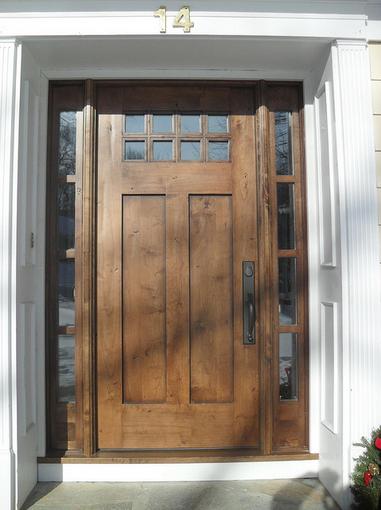 Door image from Somerset Hills Doors & Millwork