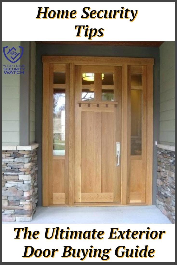 exterior door guide