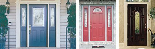 home depot fiber glass doors