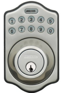 LockState LS-DB500-RB Electronic Keyless Deadbolt (With Optional Remote) review