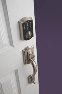 schlage touch BHMA ANSI grade 2 certified lock
