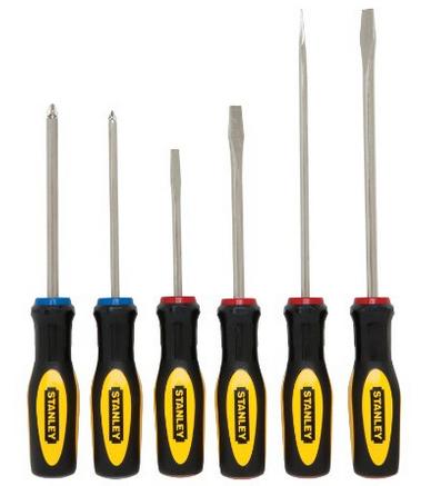 stanley 60-060 standard fluted screwdriver