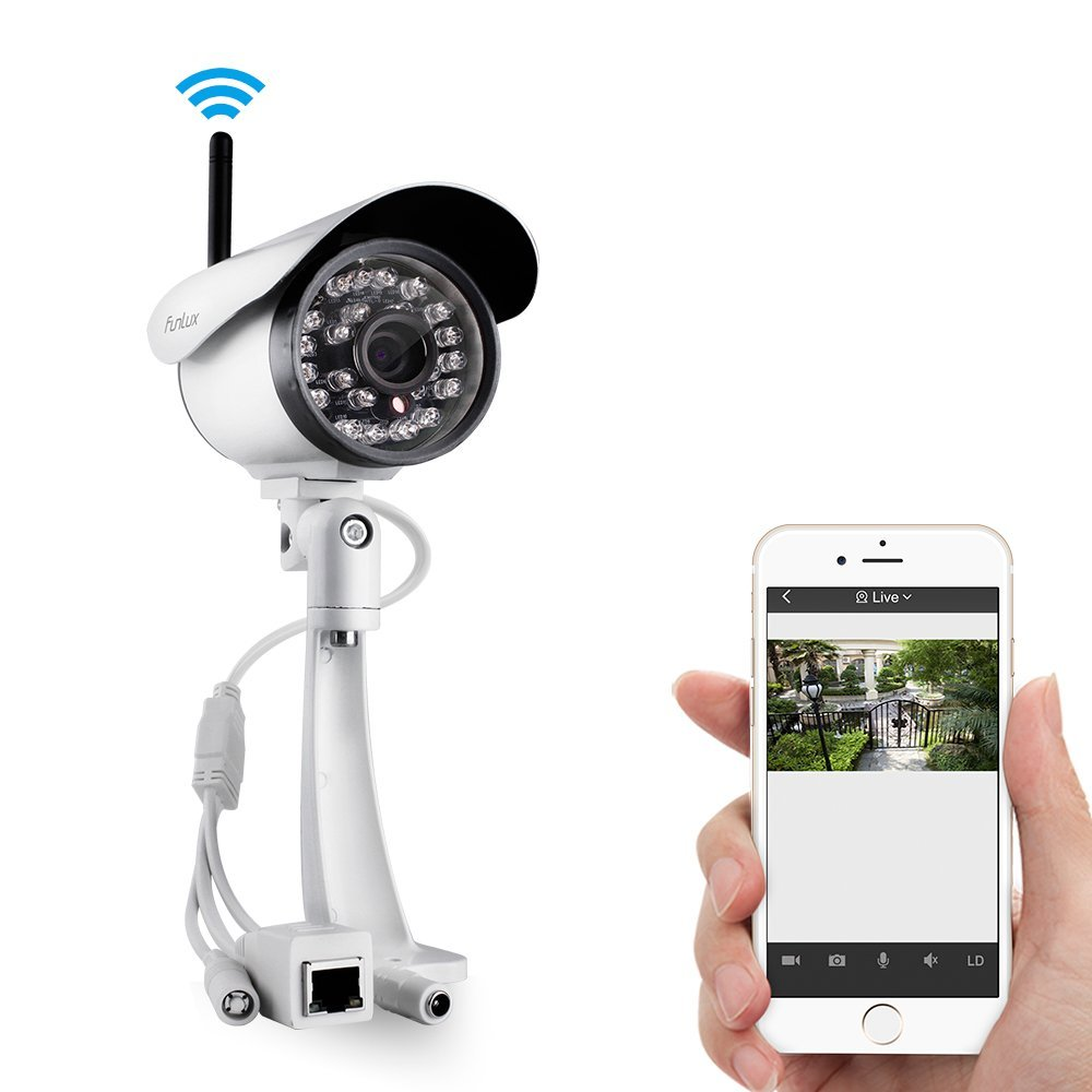 Indoor And Outdoor Home Security Camera Reviews