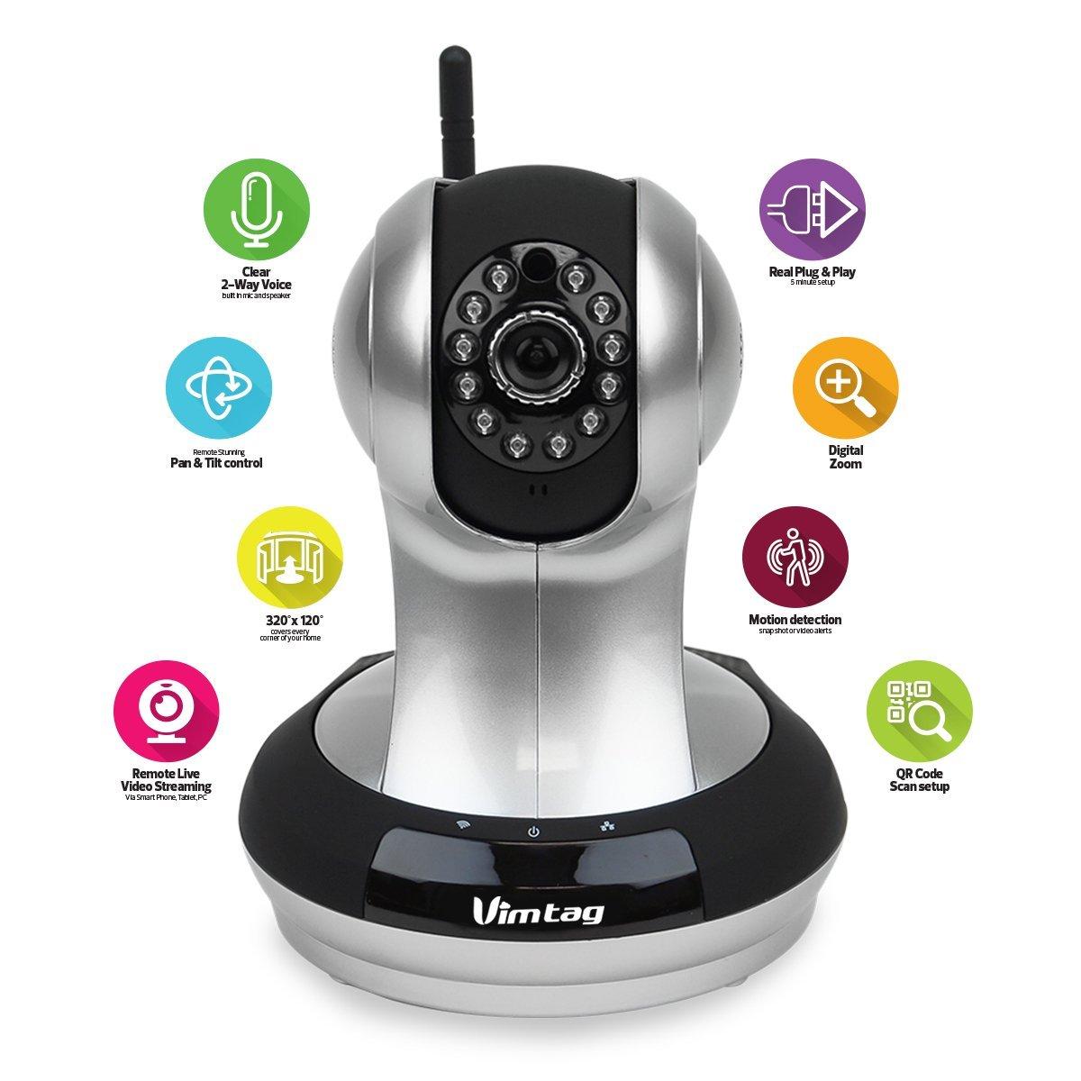 vimtag security camera