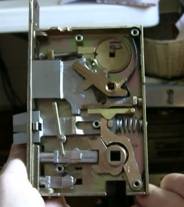 mortise lock
