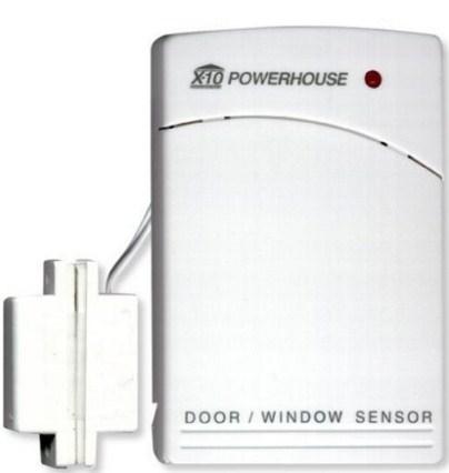 door window sensor alarm