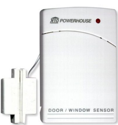 door window sensor alarm
