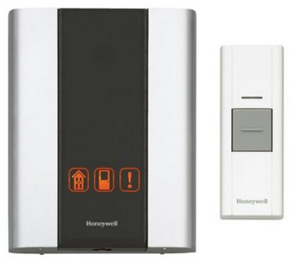 honeywell long range wireless doorbell