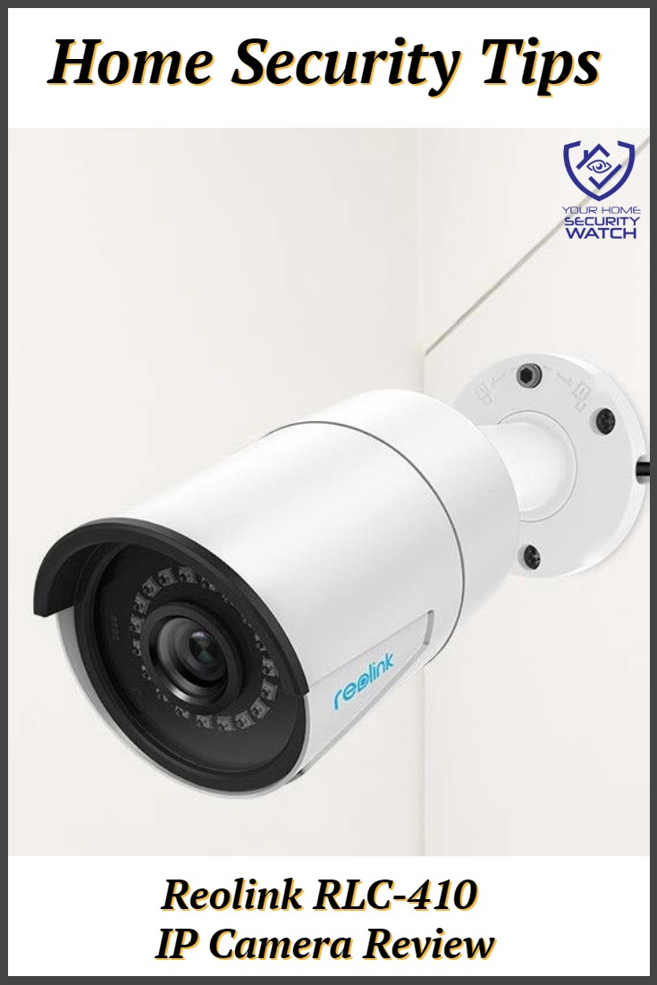 Reolink RLC-410 IP Camera Review