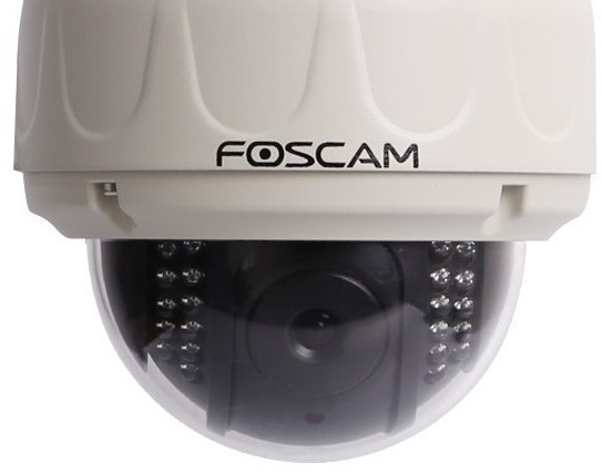 Foscam FI8919W Outdoor Pan and Tilt Wireless IP Camera
