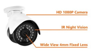 LaView 8 1080P IP Camera Security System review