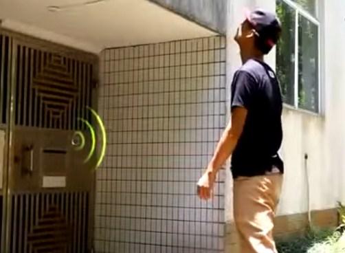 Cypress Digital WiFi Digital Peephole Door Viewer Review 10