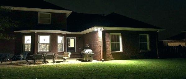 Garage Flood Light Outdoor Lights Motion Sensor As Well Front Door Best