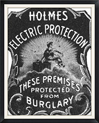 holmes electric burglar protection
