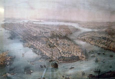new york in 1850