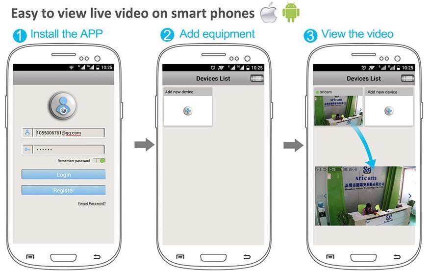 install-sricam-app