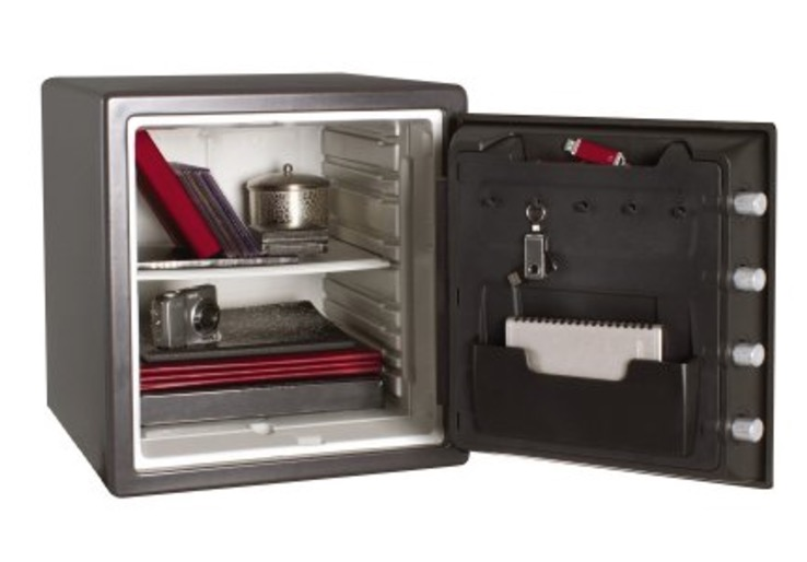 SentrySafe SFW123DSB 1.23 Cubic Feet Combination Fire-Safe review
