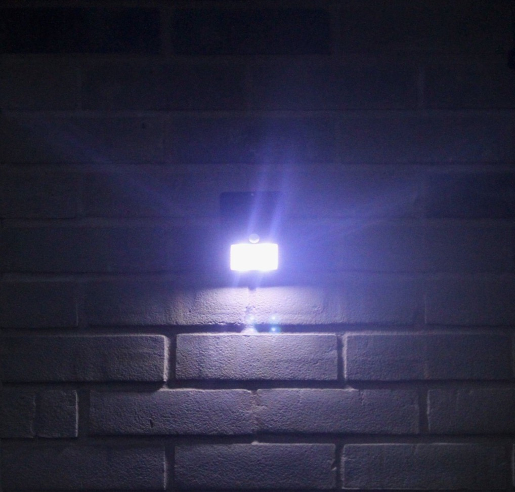 Hallomall outdoor solar light and motion detector review motion sensor lights workwithnaturefo