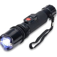 Police 230,000,000 Super Bright Durable Flashlight Stun Gun review