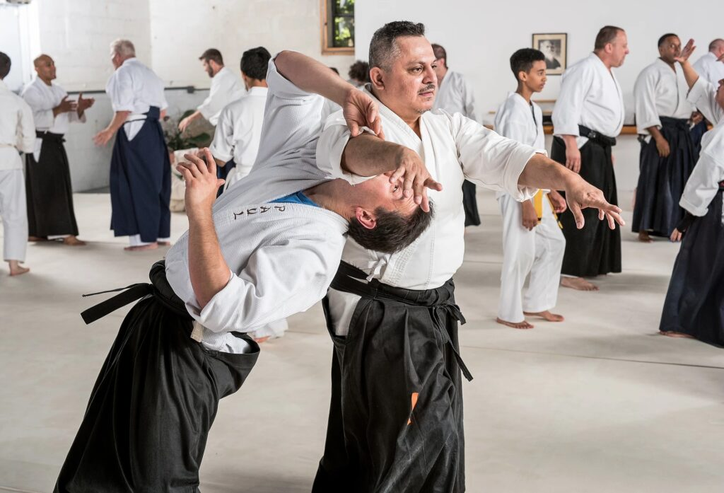 aikido school of new jersey
