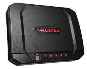 VAULTEK VT20i Biometric Handgun Safe Review
