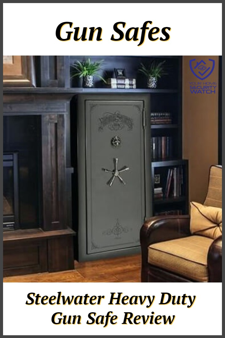 Steelwater Heavy Duty Gun Safe Review