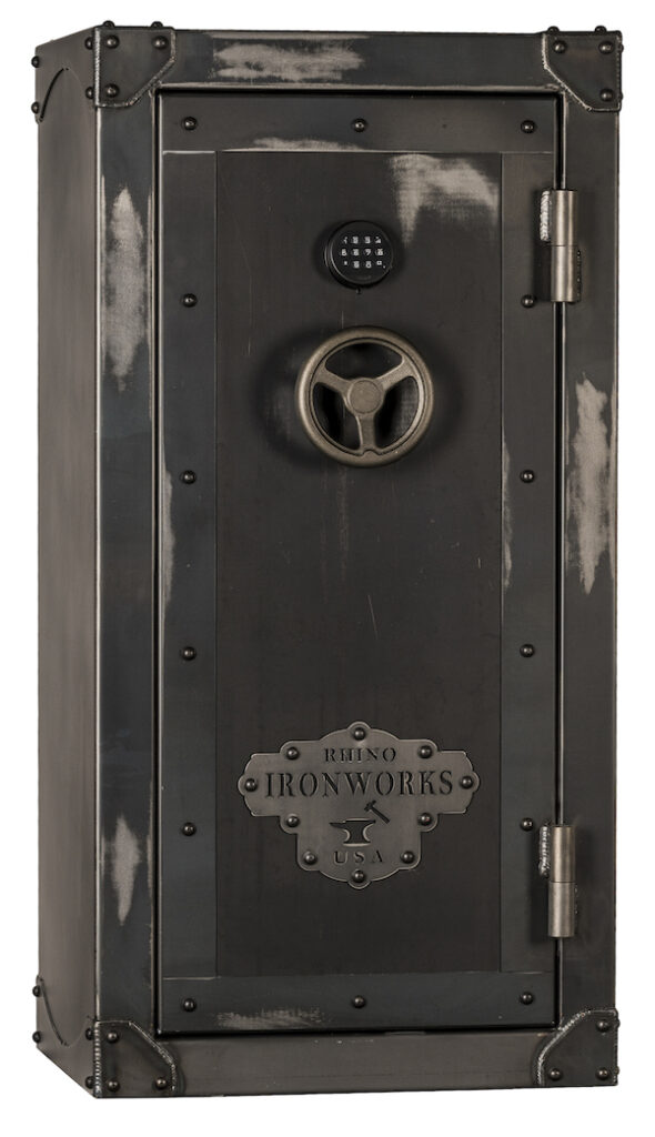 ironworks gun safe