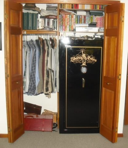 What's The Best Location For A Gun Safe?