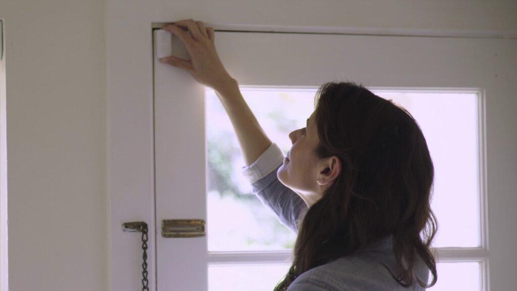 door window sensor