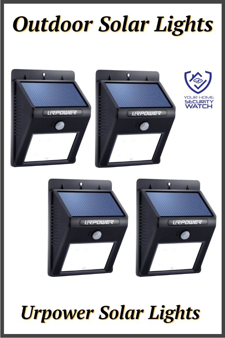 Urpower Solar Lights