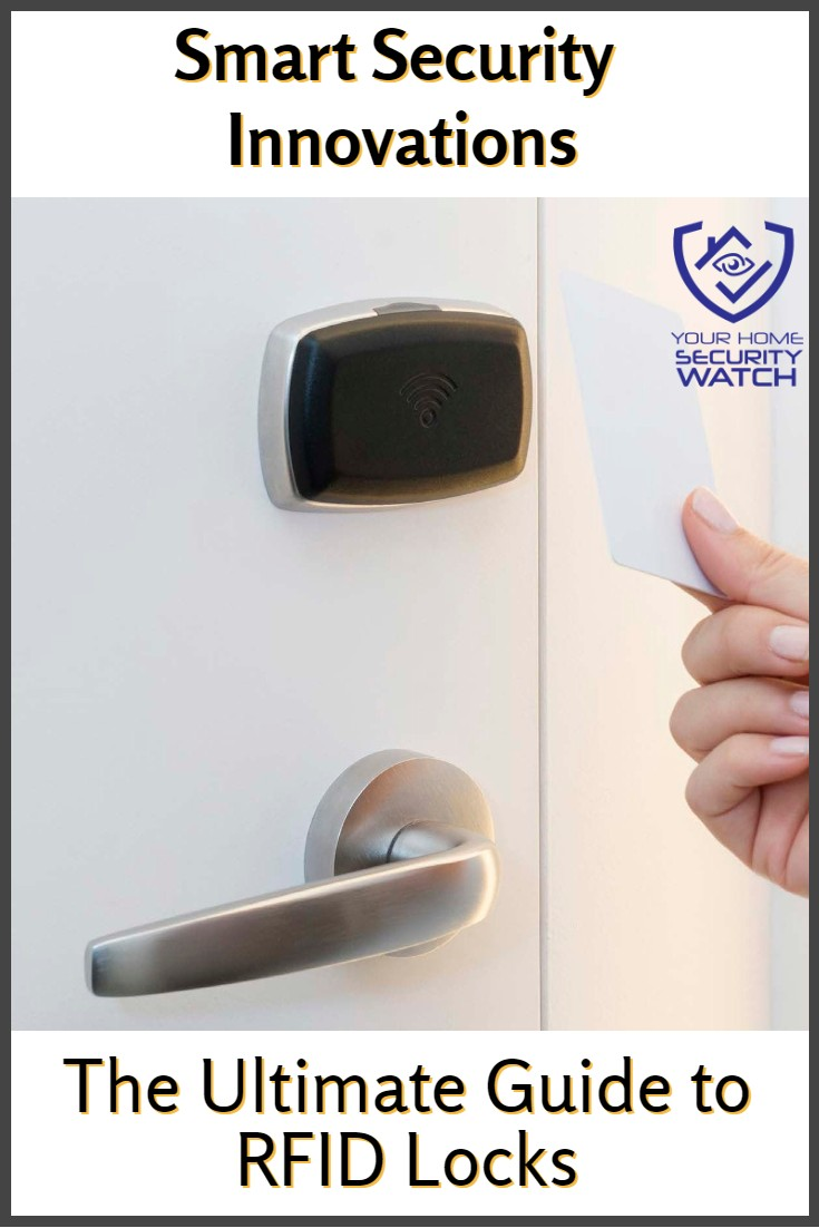 RFID locks for home
