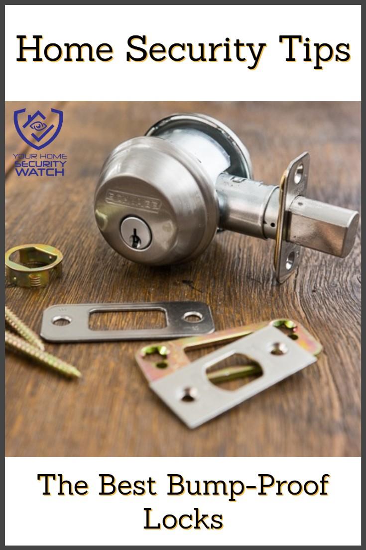 Top 3 Bump Proof Locks - Schlage