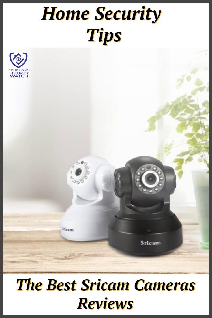 Sricam cameras