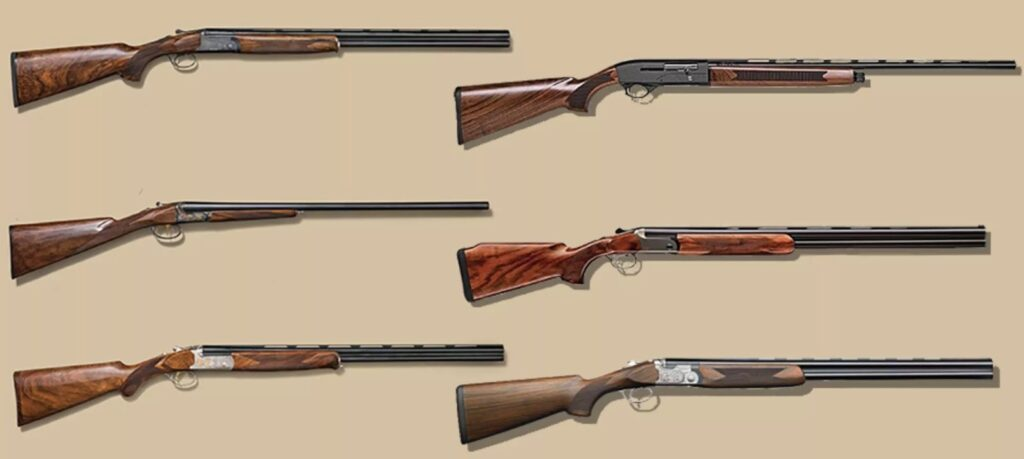 best upland shotguns