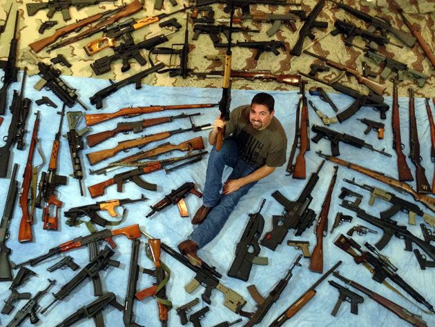 gun collector