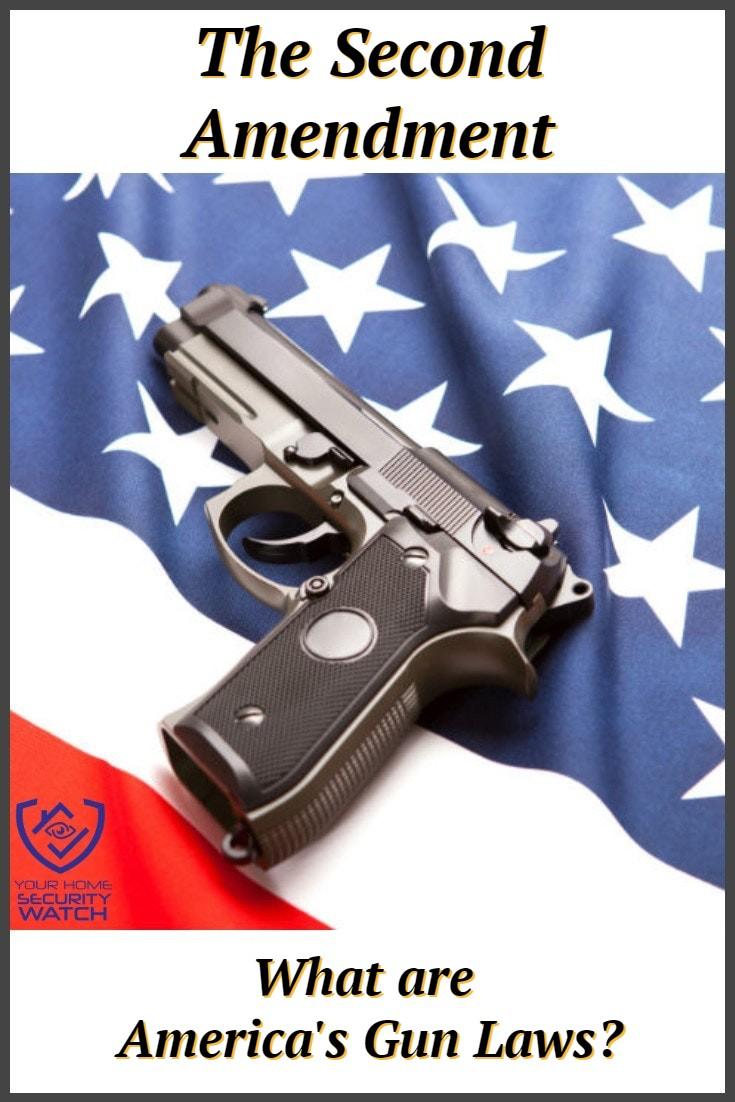 usa gun laws