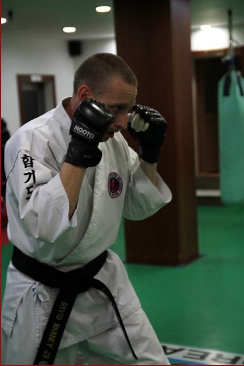 david barney jr hapkido master