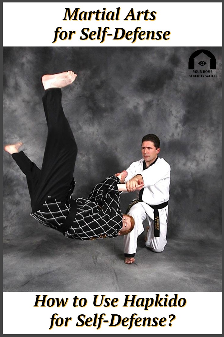 hapkido for self defense